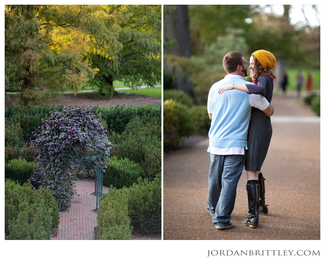 Missouri Engagement, Botanical Gardens Proposal, Engagement, Engagement Photographer, Wedding Photographer, St Louis Wedding Photographer, International Wedding Photographer, Missouri Wedding Photographer, Garden Engagement, Jordan Brittley, Botanical Gardens