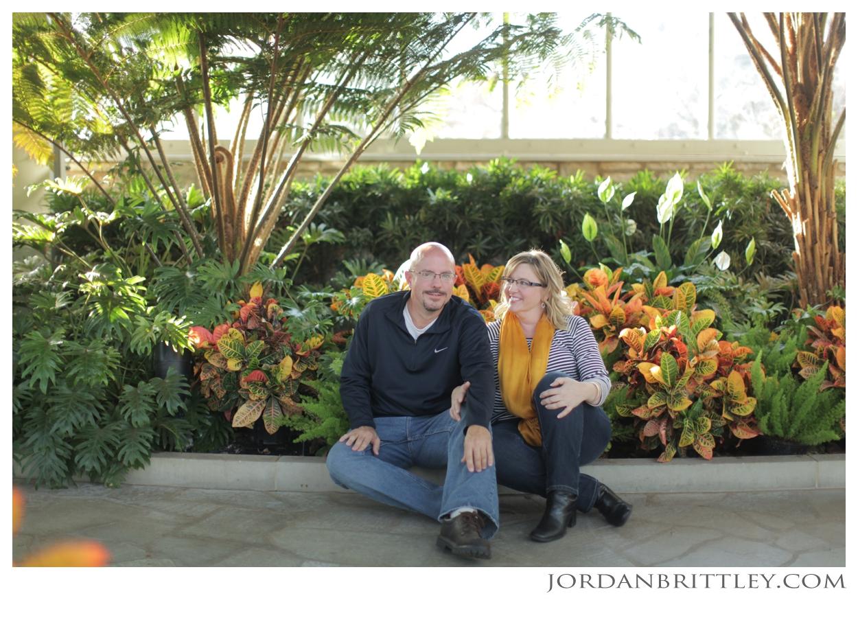 Missouri Jewel Box Engagement
