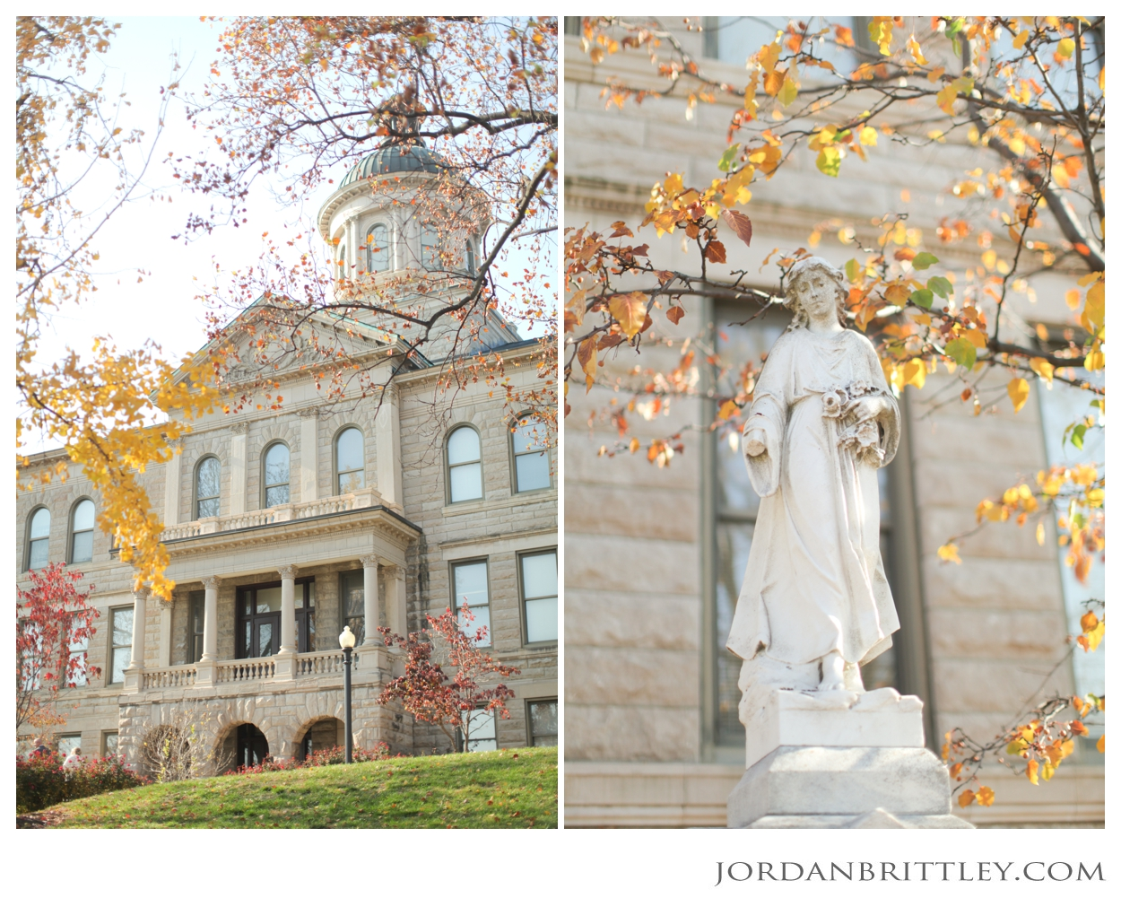 St Charles Courthouse Wedding: Bob + Christina — Jordan Brittley ...