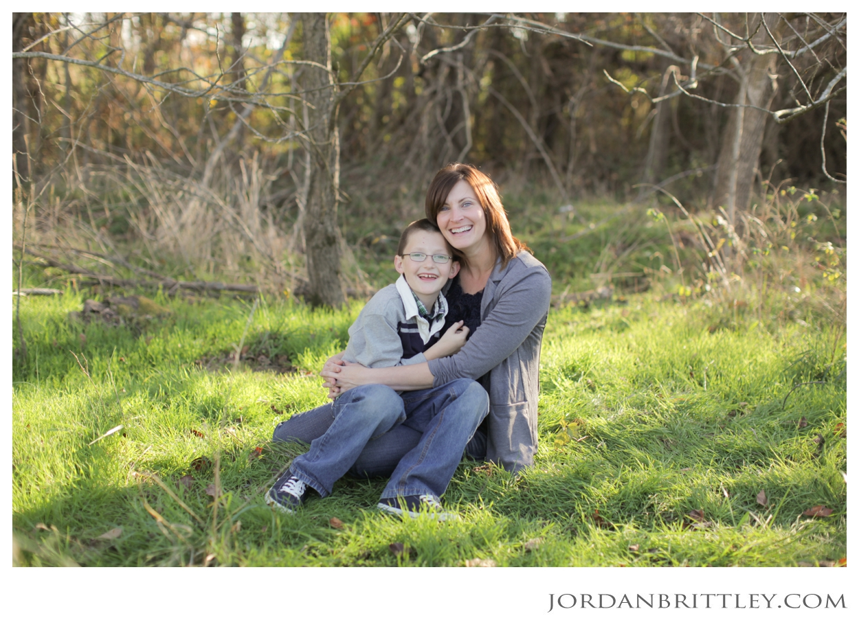 mom and son family pictures