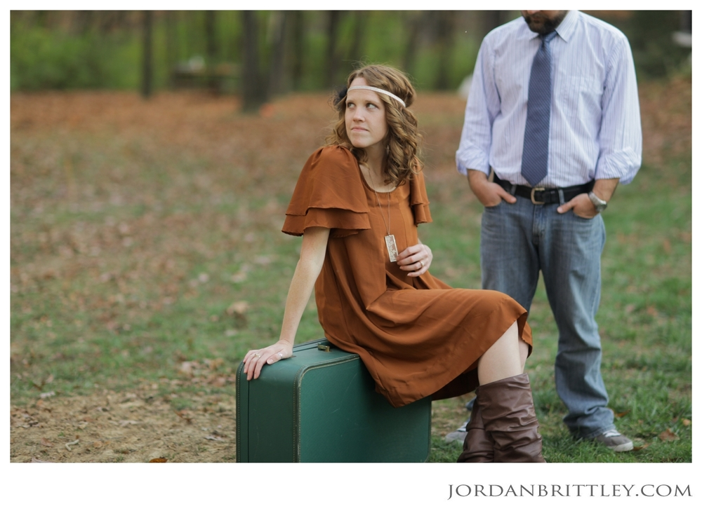 St Louis Wedding Photographer | St Charles Engagement Session  |   Jordan Brittley