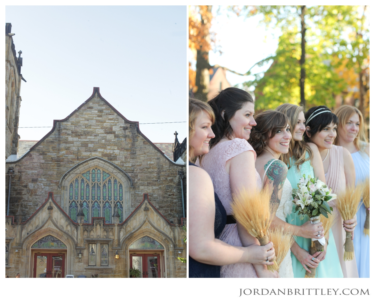 Union Project Pittsburgh Pennsylvania Wedding