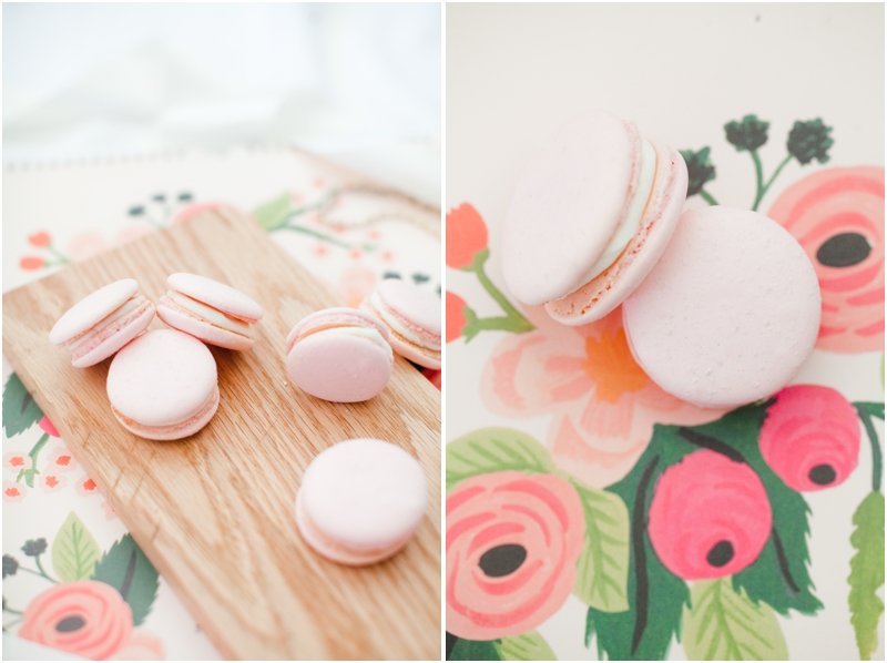 Macaron Recipe - Photo by Jordan Brittley_003
