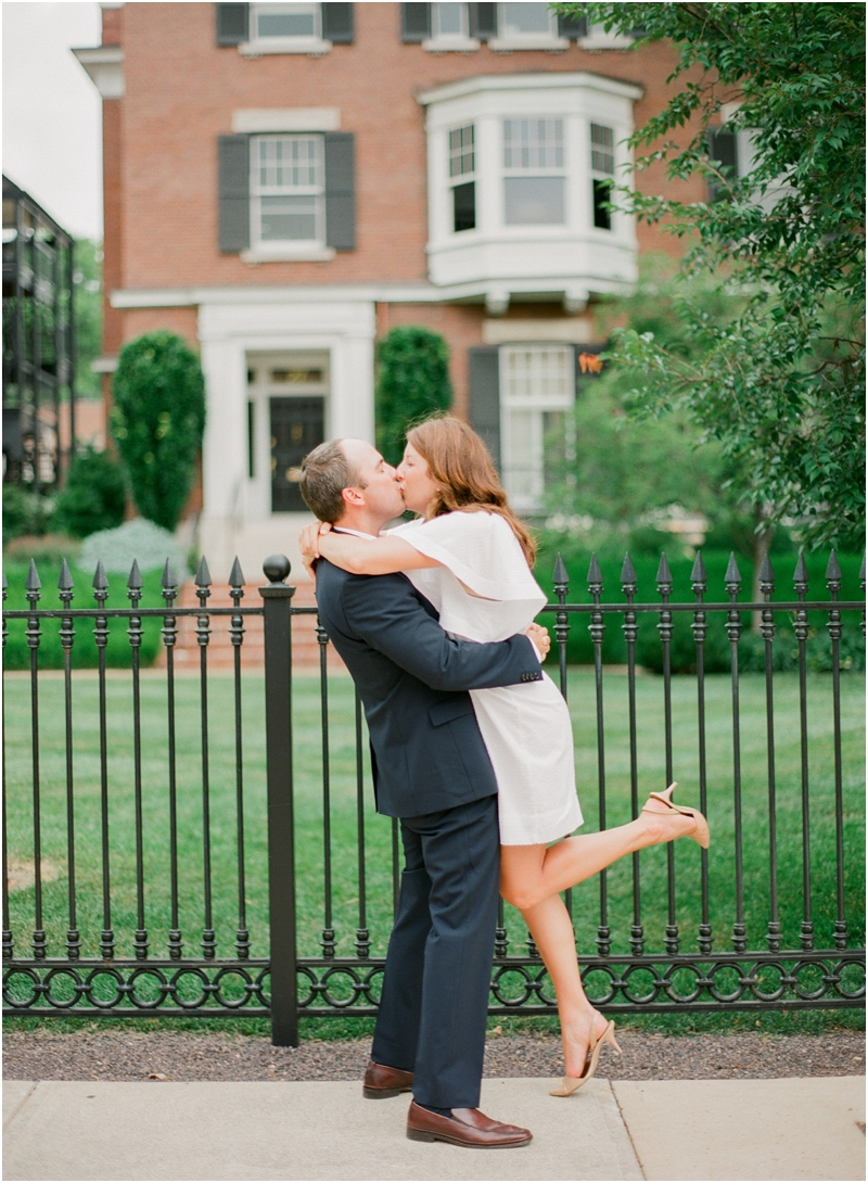 St Louis Engagement by Jordan Brittley