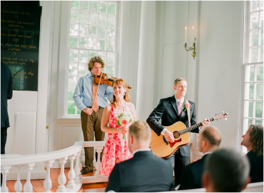 Daniel Boone Chapel Wedding by Jordan Brittley