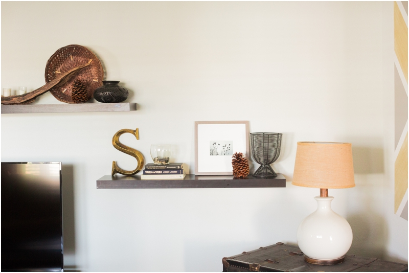 Styling Your TV Wall