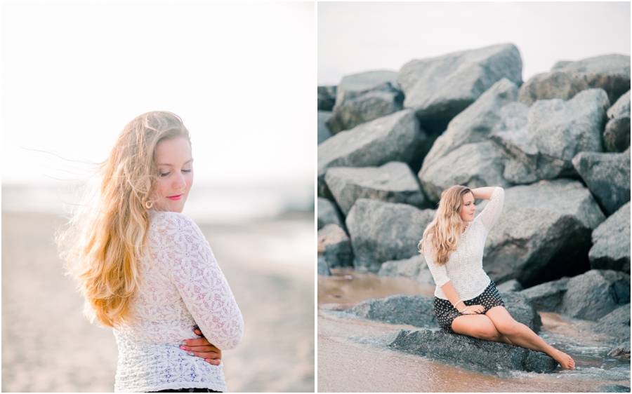Virginia Beach Portrait Session by Jordan Brittley