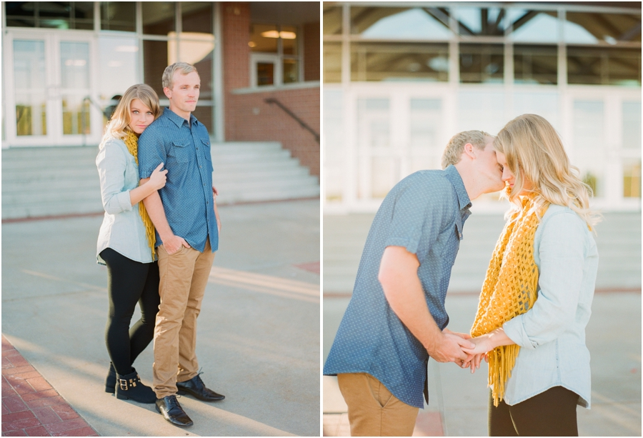 Bolivar Engagement Photographer Jordan Brittley