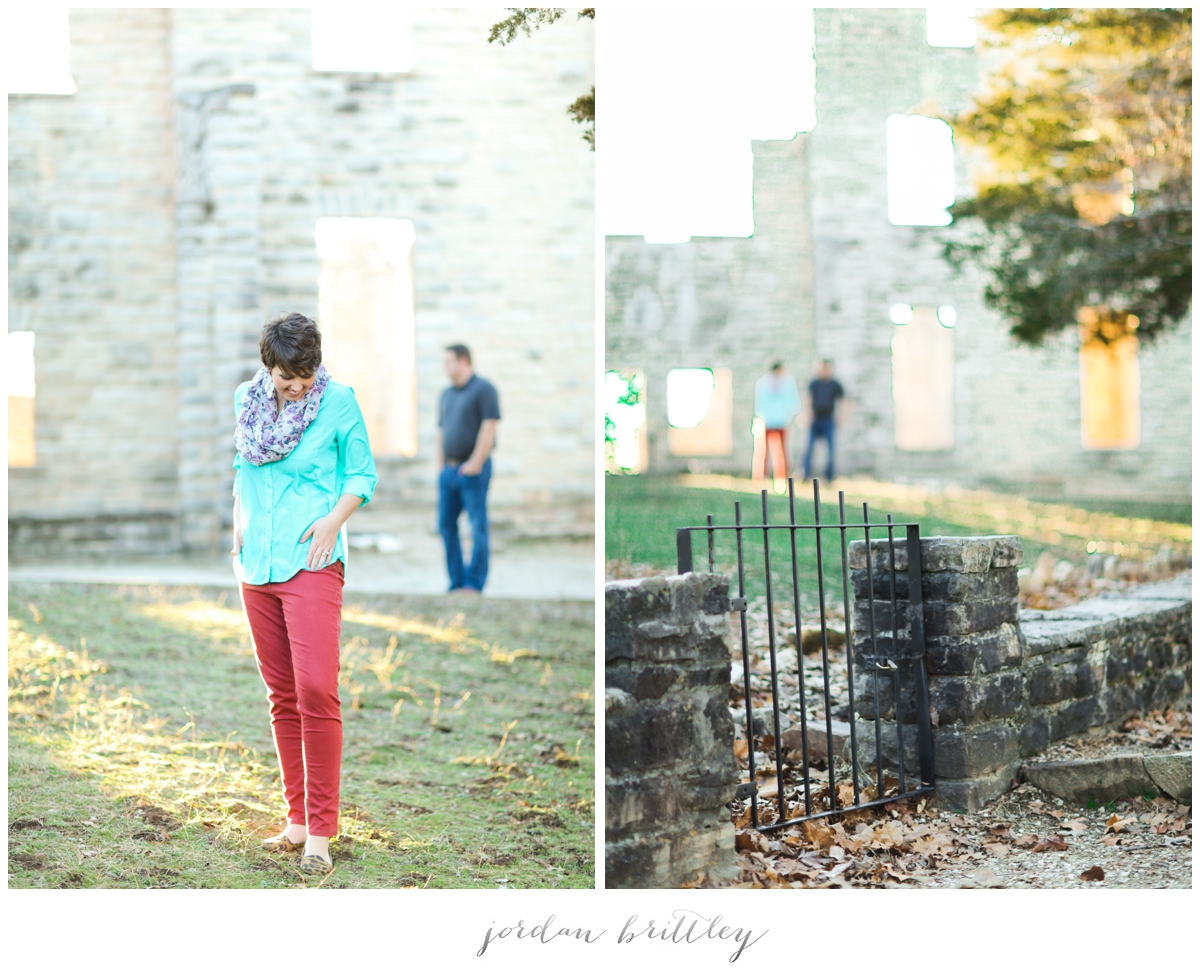 Ha Ha Tonka State Park Engagement | Castle Ruins Engagement | Jana + Paul | by Jordan Brittley | St Louis MO & Destination Wedding Photographer