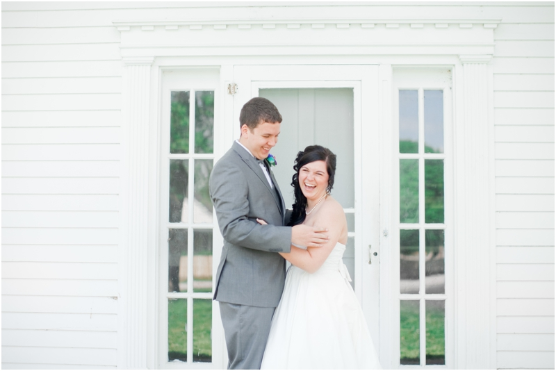 Bolivar Missouri Chapel Wedding - Katlyn + Jordan by Jordan Brittley