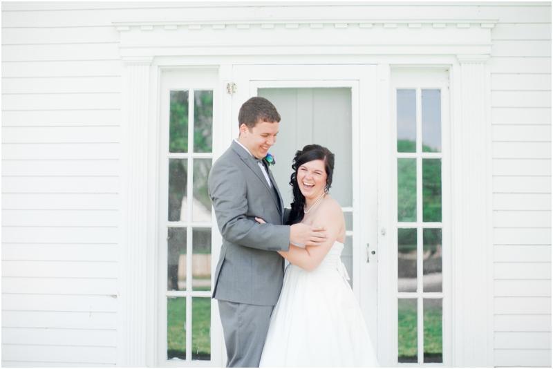 Bolivar Missouri Chapel Wedding - Katlyn + Jordan by Jordan Brittley_009
