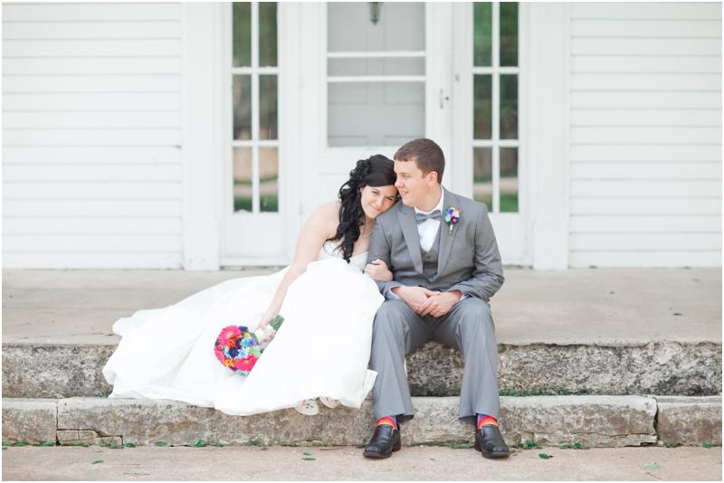 Bolivar Missouri Chapel Wedding - Katlyn + Jordan by Jordan Brittley_013