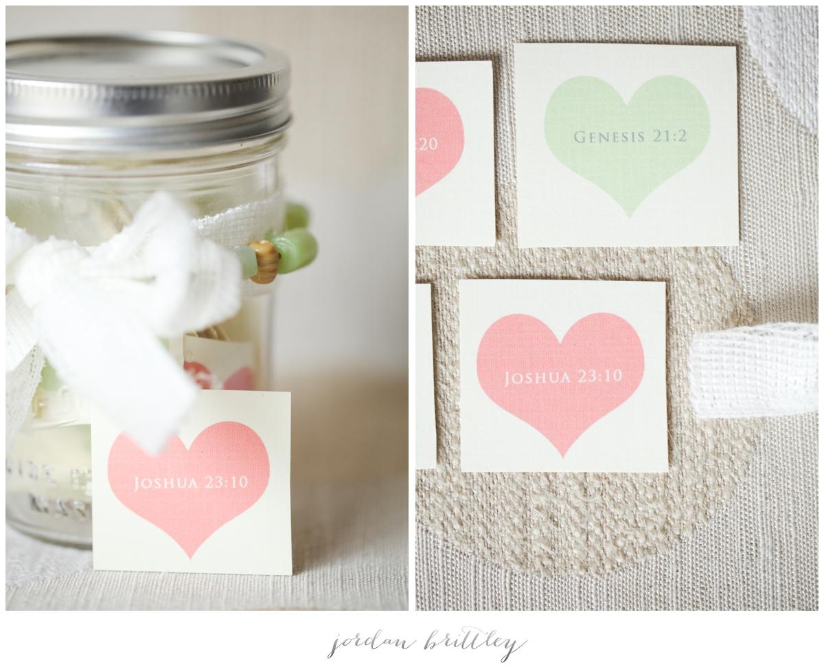 DIY Gift Idea - Promises in a Jar by Jordan Brittley