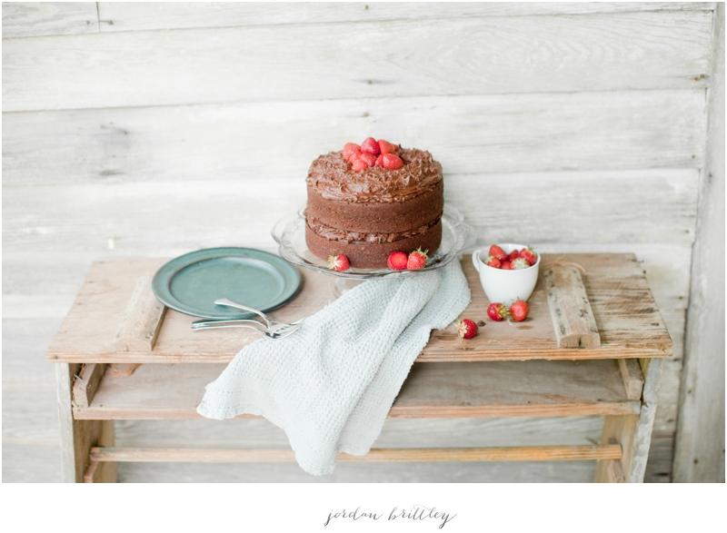 Buttercream Chocolate Cake Recipe by Jessie Grainger - Photos by Jordan Brittley_001