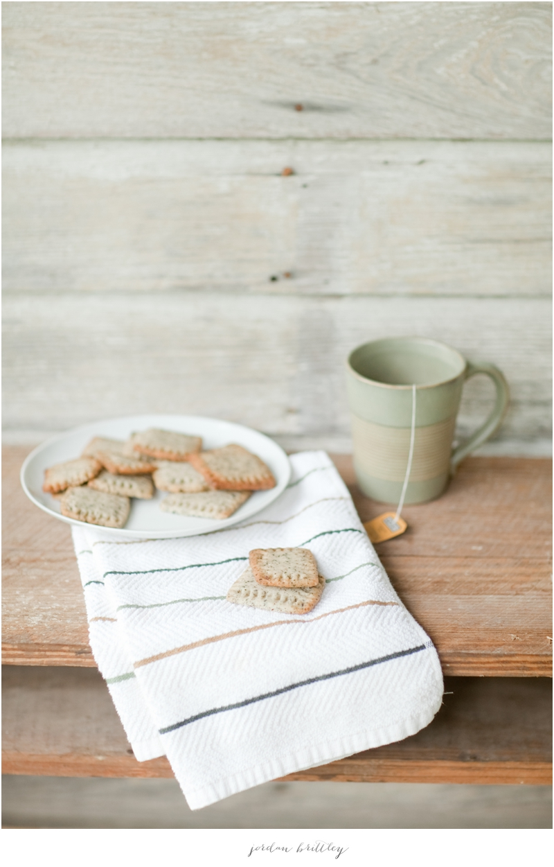 Tea Shortbread Cookies by Jordan Brittley_001