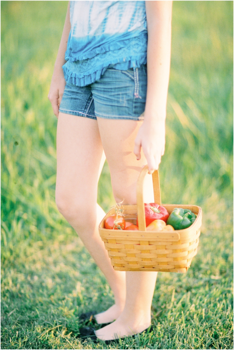 girl with basket of vegetables photography by jordan brittley_015