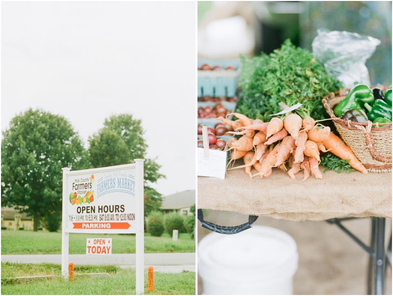 farmers market and carrots bolivar mo - photography by jordanbrittley.com