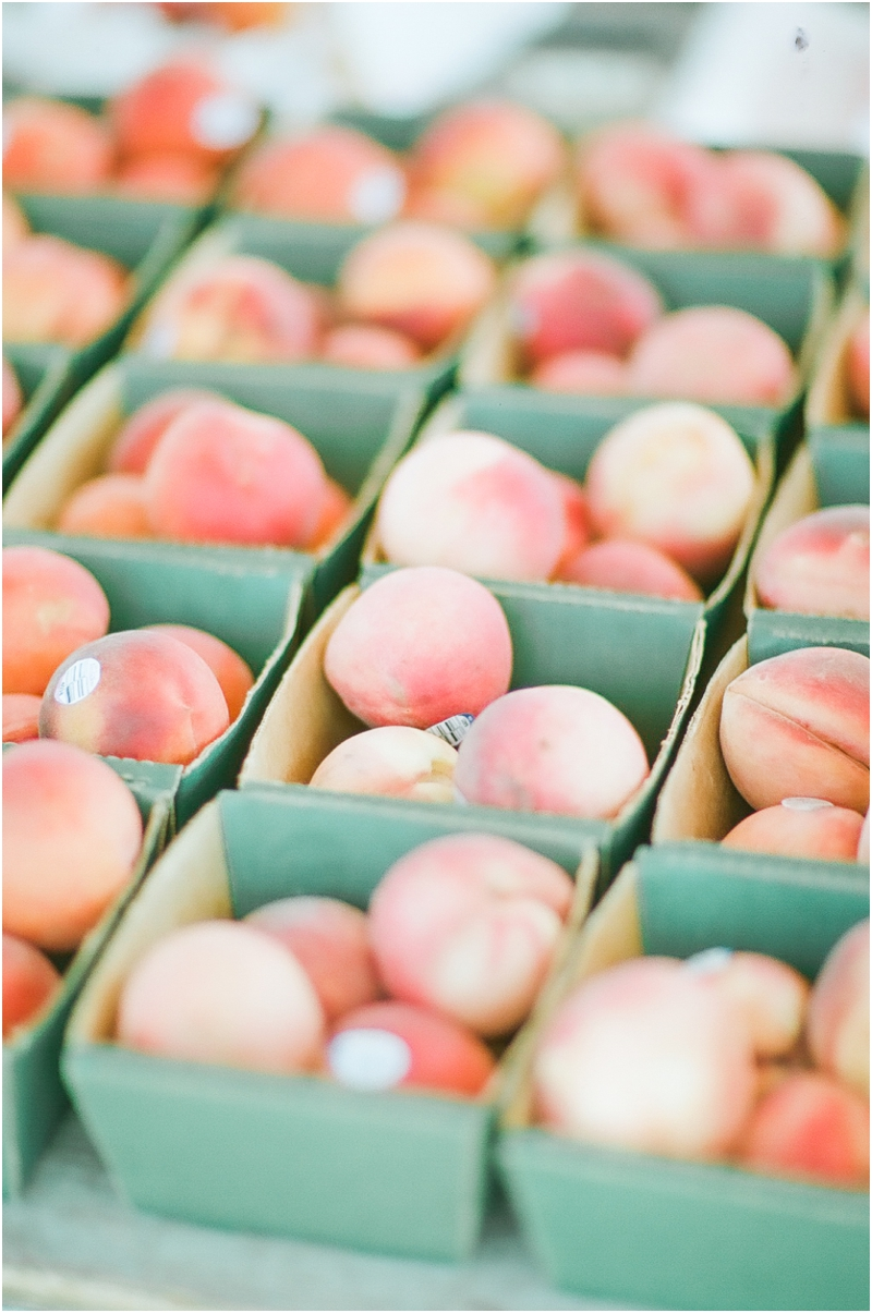 fresh peaches bolivar mo - photography by jordanbrittley.com