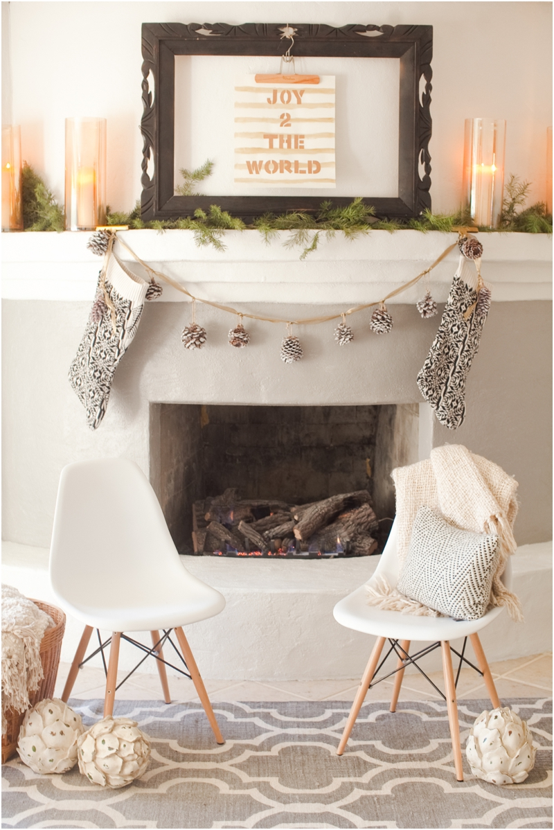Christmas Mantle Shoot, 2 Ways by Jordan Brittley_001