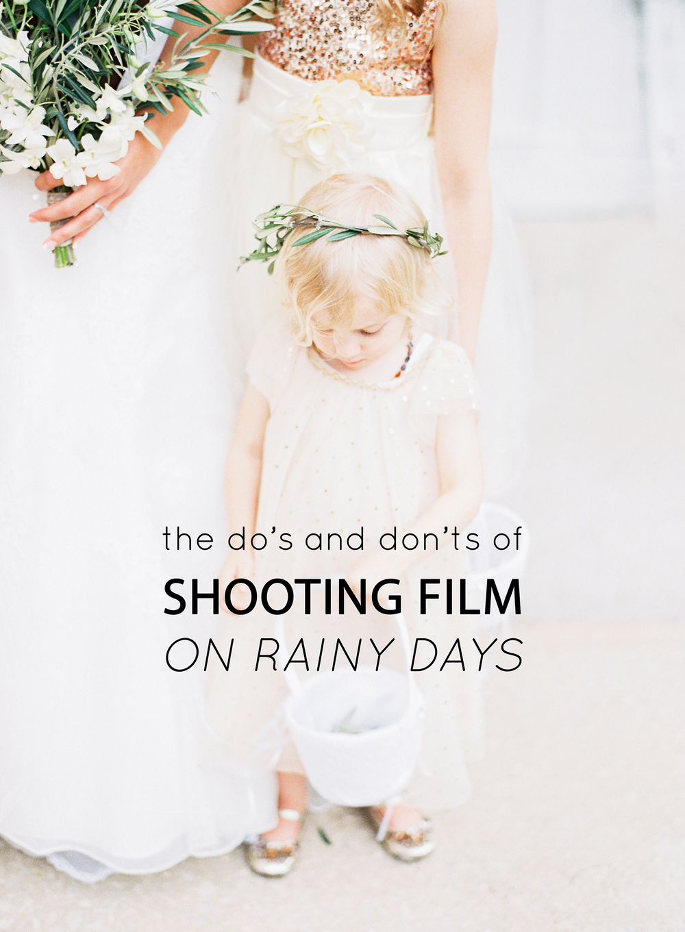 The Do's and Don'ts of Shooting Film on Rainy Days - The Jordan Brittley Blog (www.jordanbrittleyblog.com)