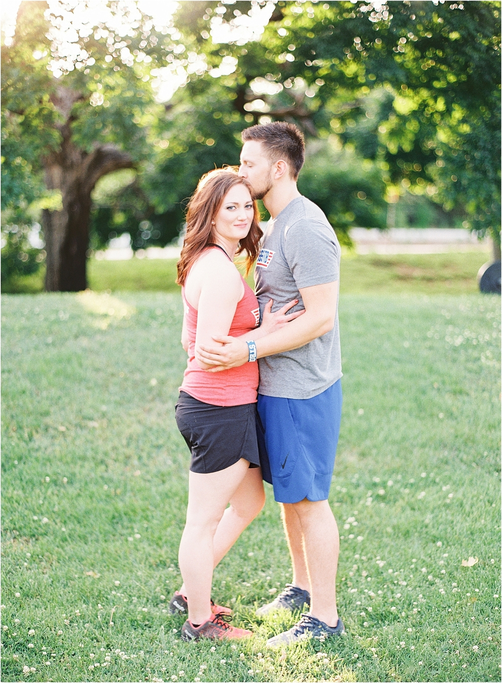 Springfield MO Engagement Session by Jordan Brittley Photography, Springfield MO Wedding Photographer