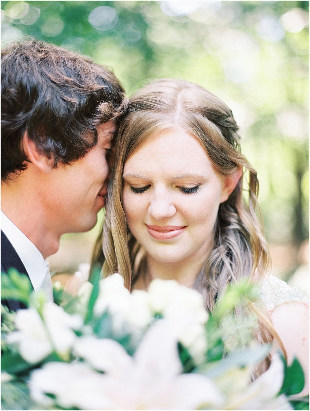 Little Rock, AR Fine Art Wedding Photography | Garvan Gardens Hot Springs, AR