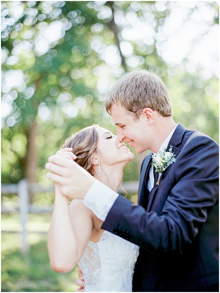 light and airy springfield mo wedding photos