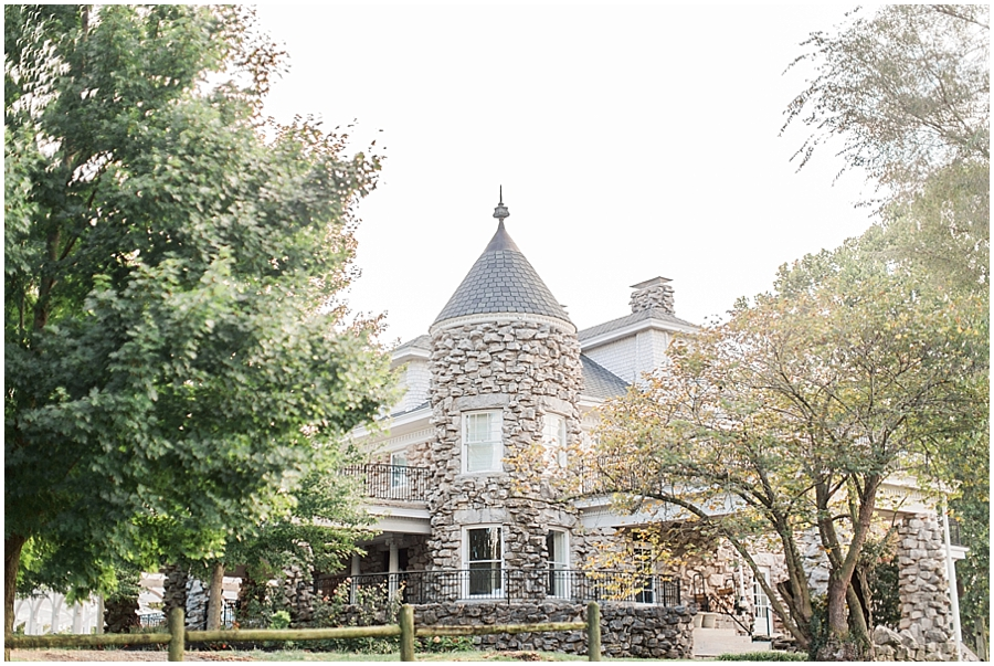 Missouri Wedding Venue in Springfield, MO - Haseltine Estate