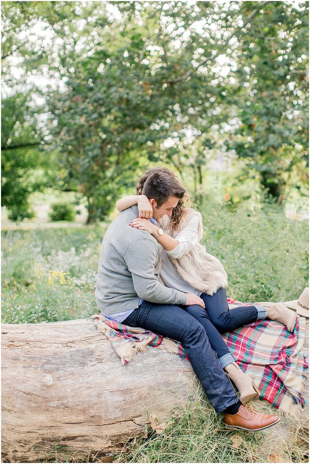 Fall Anniversary Session Inspiration