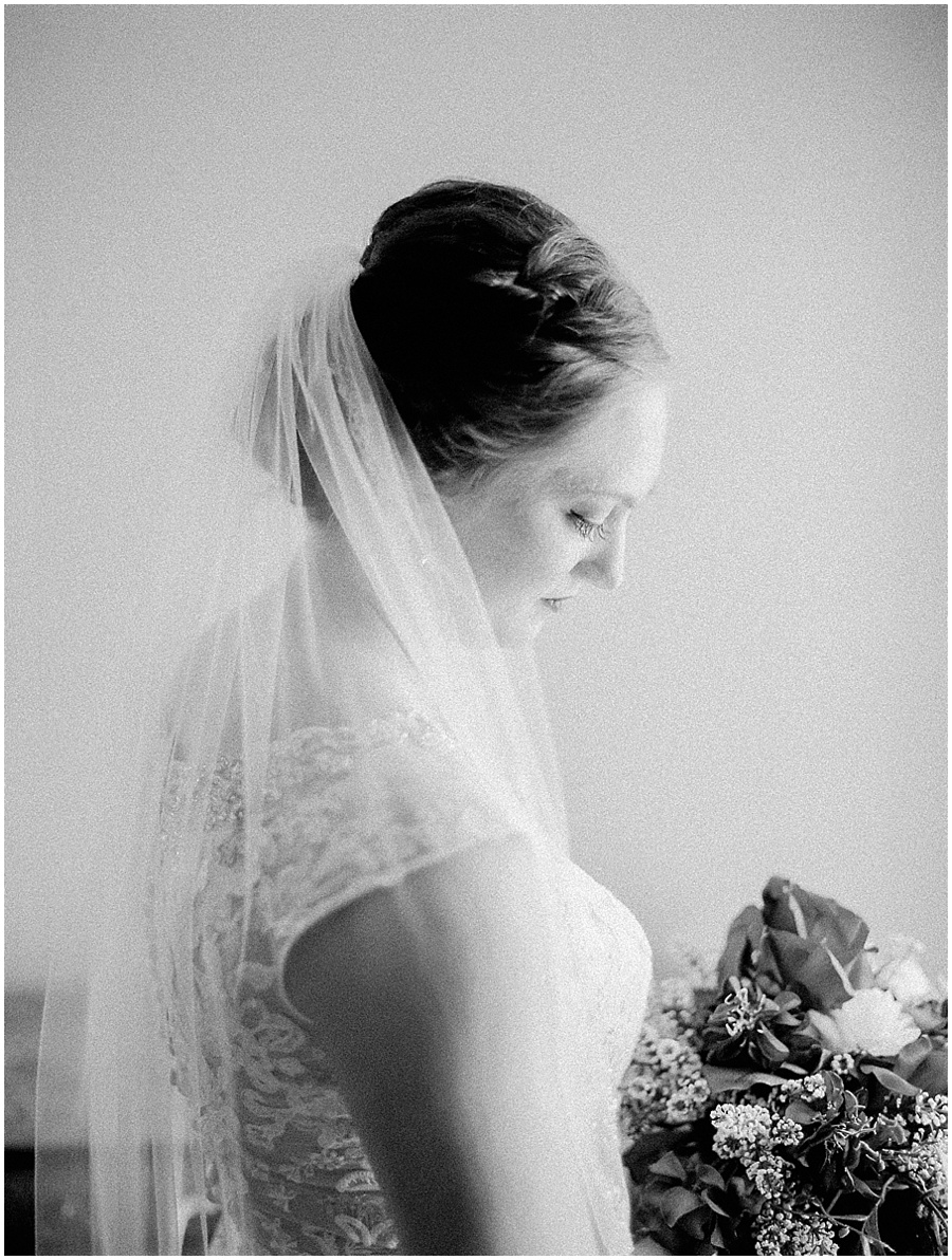 Southern Missouri Outdoor Wedding Wedding Photos | Film Photography