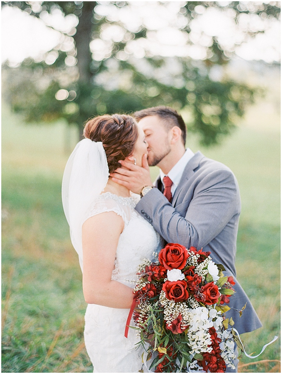 Southern Missouri Outdoor Wedding Wedding Photos | Elegant Photography