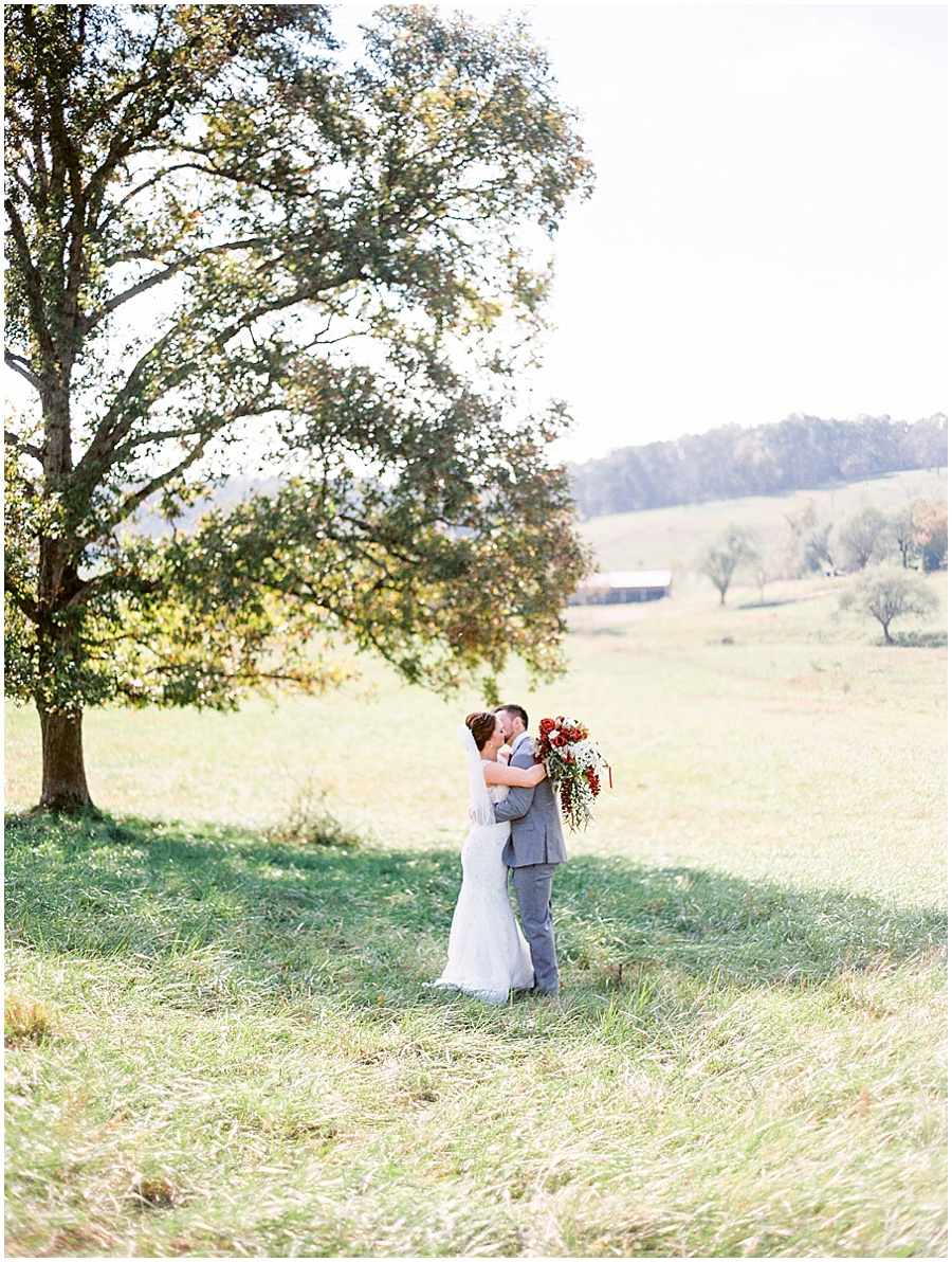 Springfield Missouri Outdoor Wedding Wedding Photos | Elegant Photographer