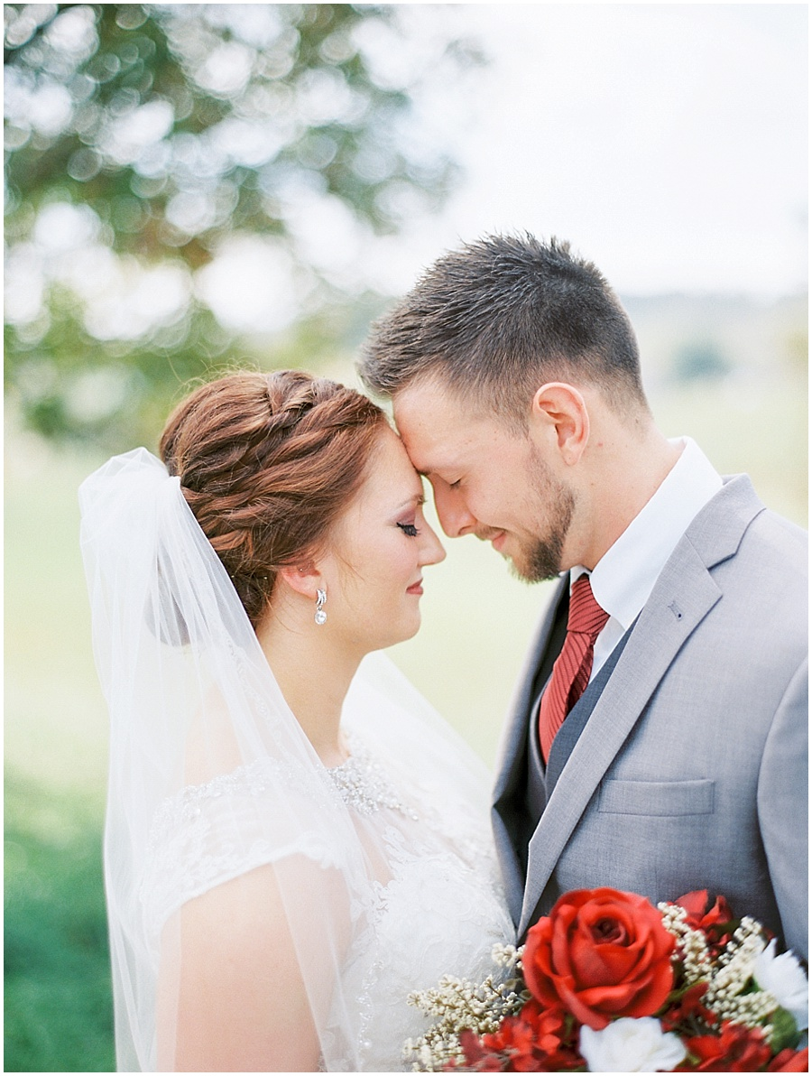 Springfield Missouri Outdoor Wedding Wedding Photos | Garden Photographer
