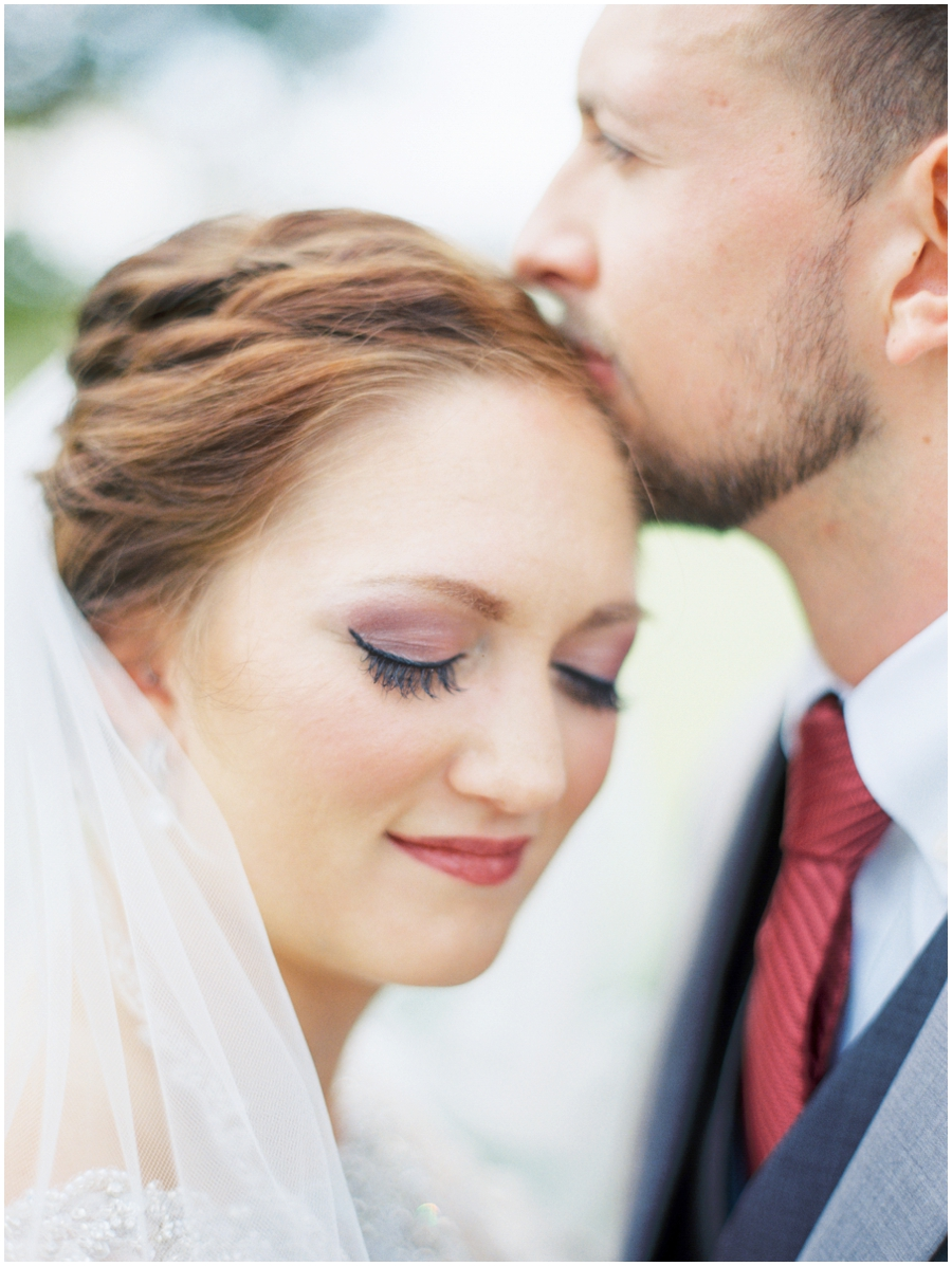 Southern Missouri Outdoor Wedding Wedding Photos | Garden Photography