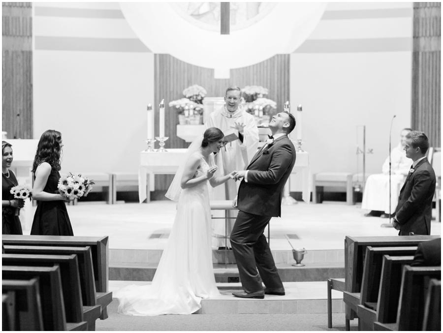 Southern Missouri Outdoor Wedding Photos | Elegant Photography