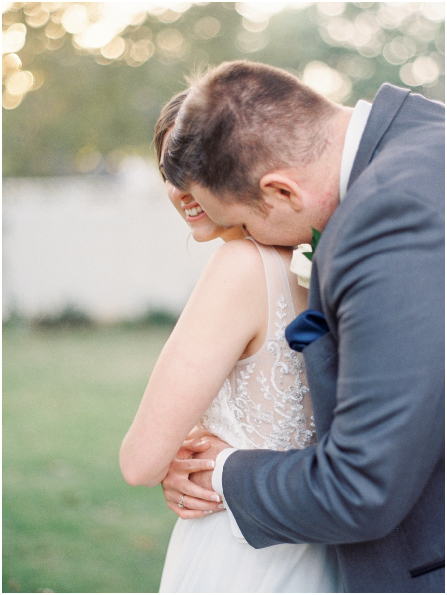 Southern Missouri Outdoor Wedding Photos | Romantic Photography