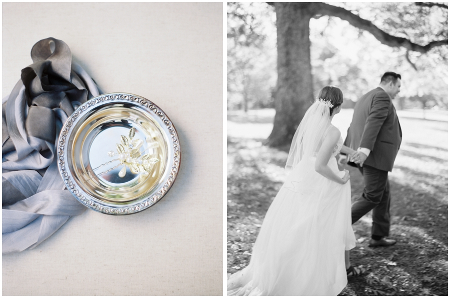 St. Louis Missouri Outdoor Wedding Photos | Light & Airy Photographer