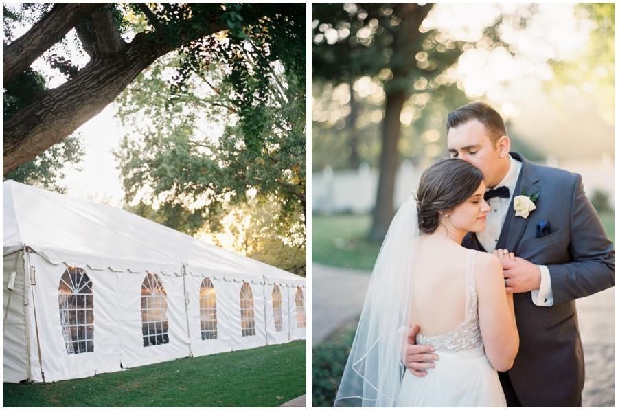 Southern Missouri Outdoor Wedding Photos | Garden Photography