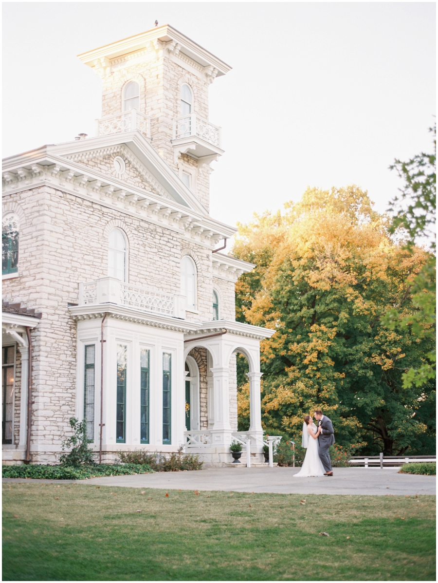 Southern Missouri Outdoor Wedding Photos | Film Photography