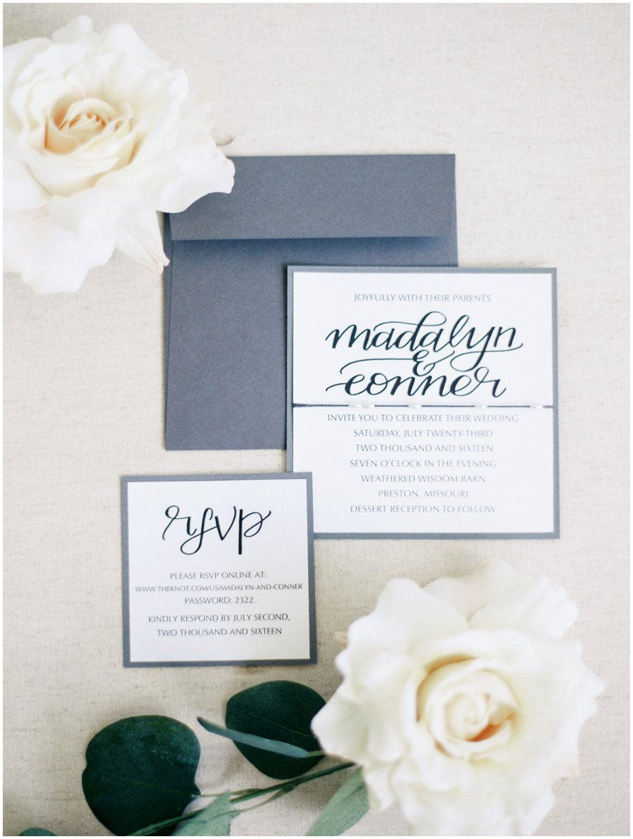 How to style the Invitation Suite - Photo Tips from Jordan Brittley