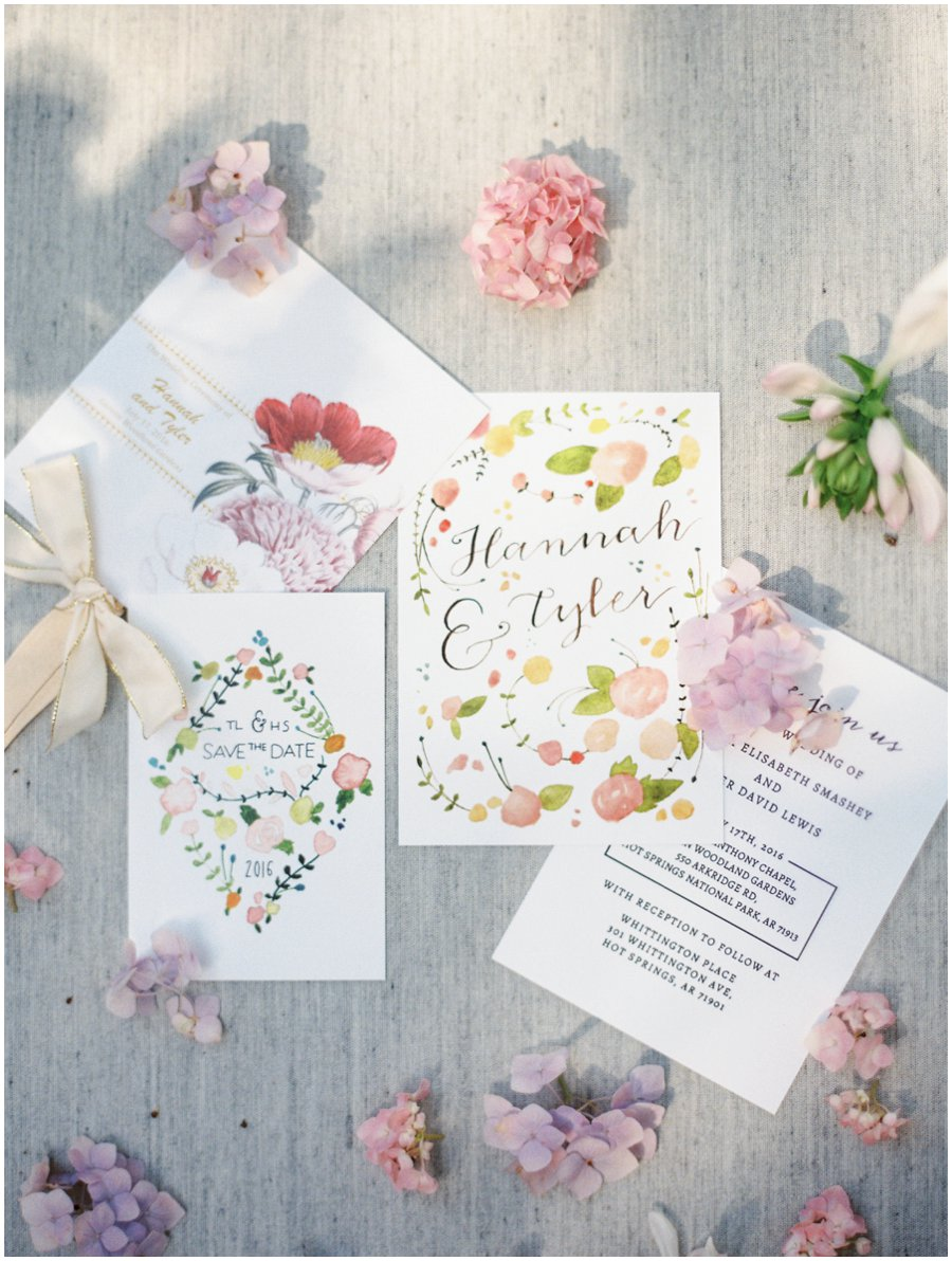 6 Tips for Styling the Invitation Suite - The Jordan Brittley Blog