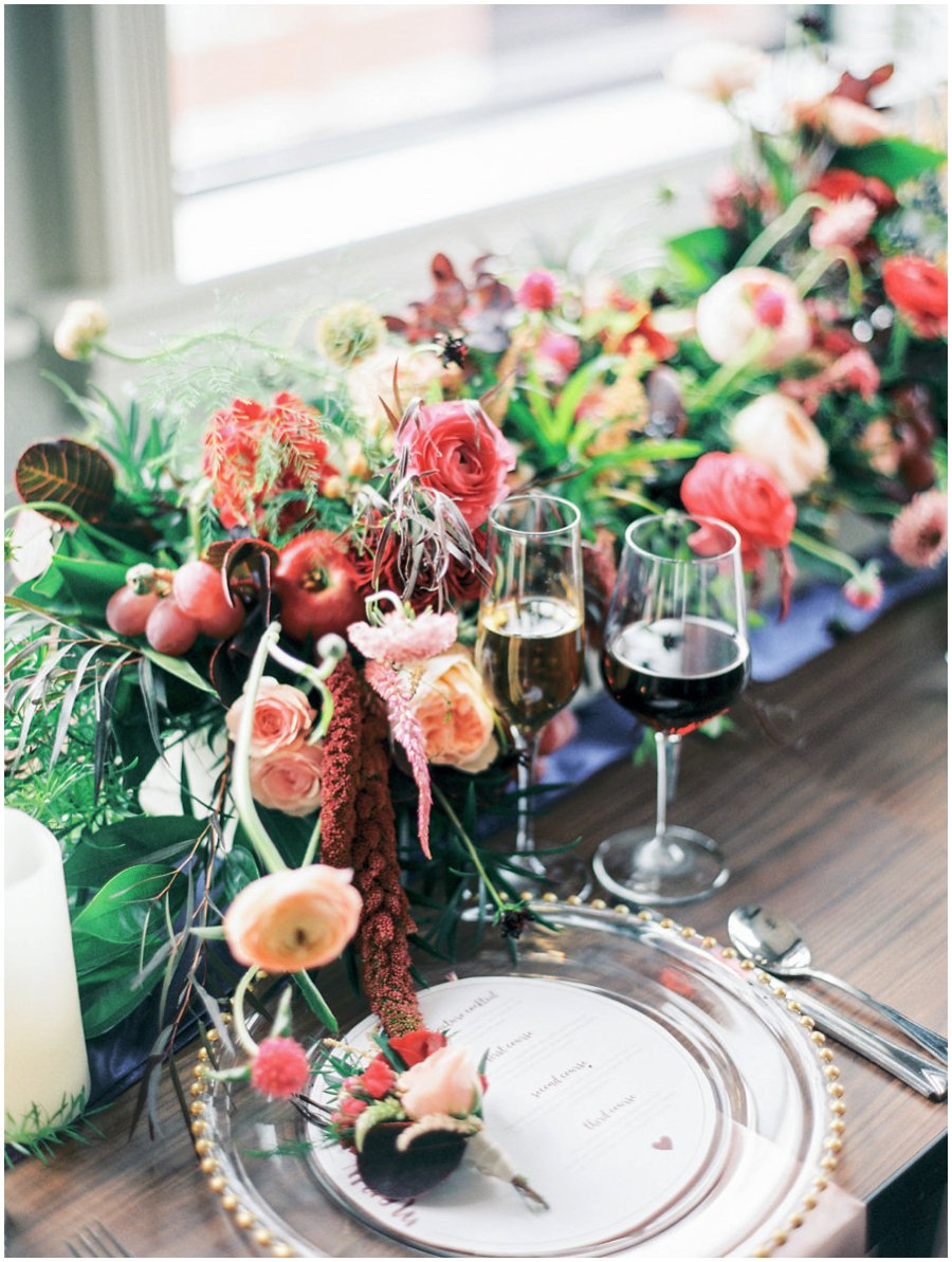 Planning by Allie Rose Events and Floral Design by He Loves Me Flowers