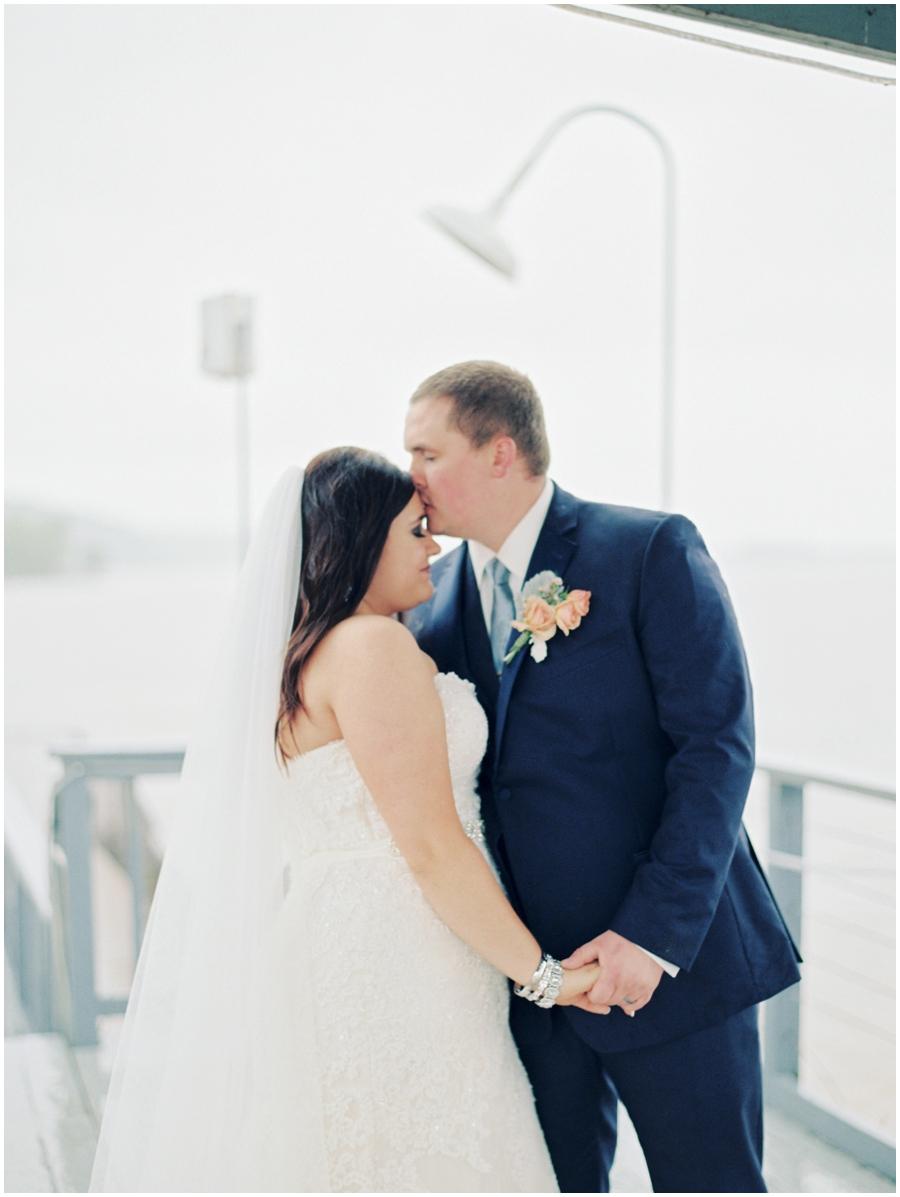 Illinois Blush Wedding Photos | Elegant Photographer