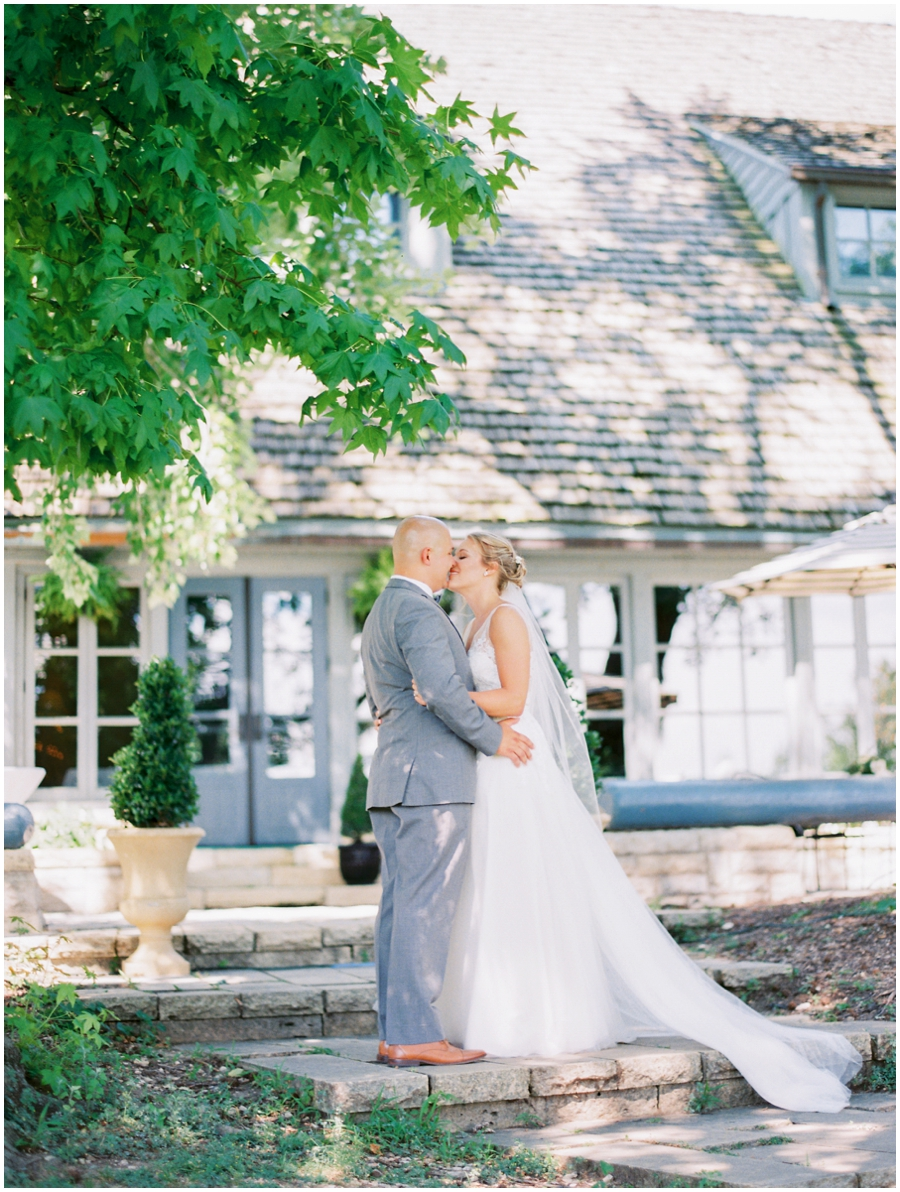 Springfield Missouri Garden Wedding Photos | Elegant Photographer