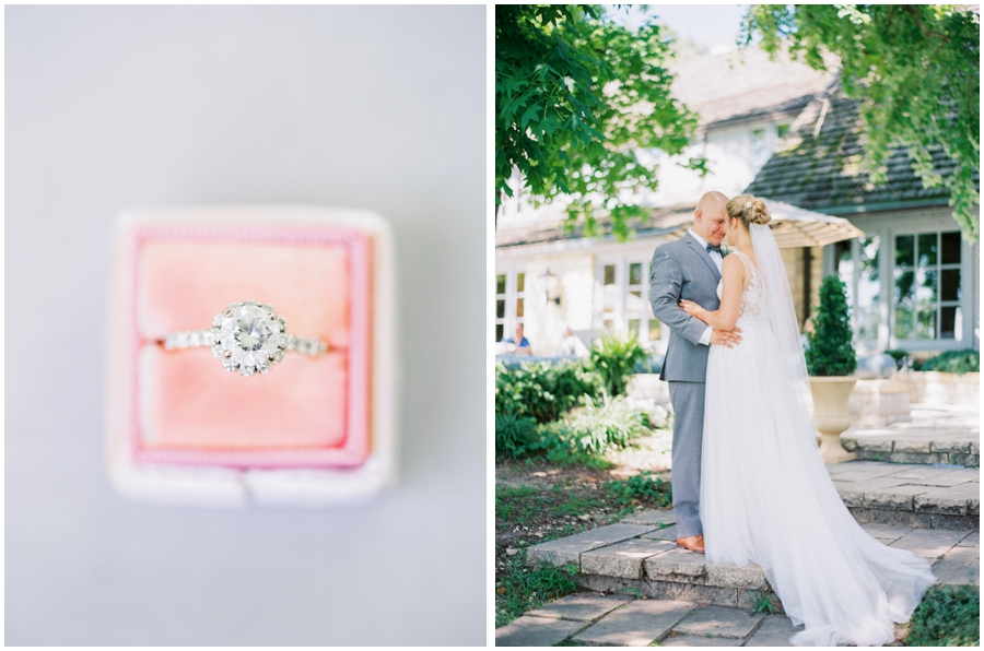 Southern Missouri Hotel Wedding Photos | Romantic Photography