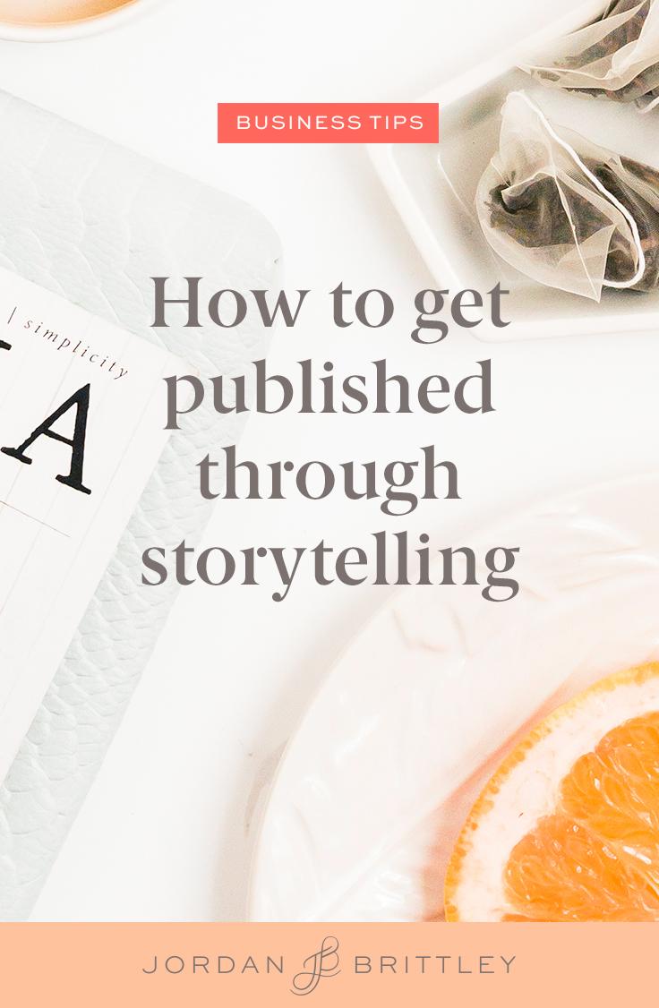 Get published on wedding blogs through storytelling
