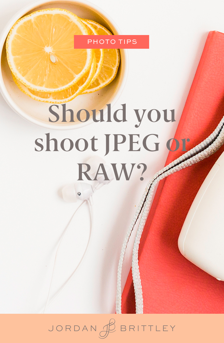 should you shoot raw or jpeg?