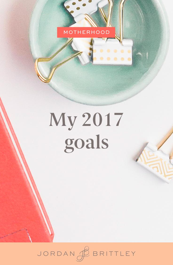 Jordan Brittley's 2017 goals