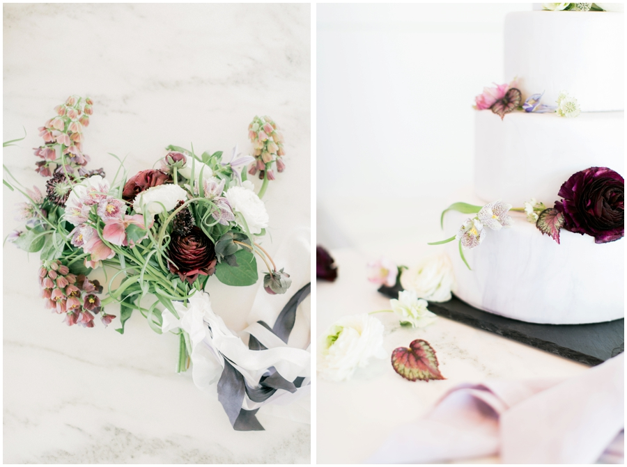 styled wedding shoots