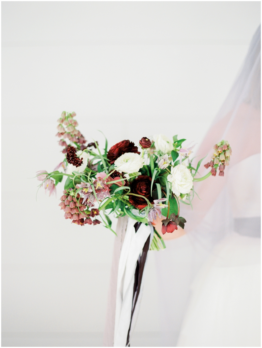 styled wedding shoot for creatives